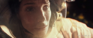 Gravity Movie Trailer Screencap 13