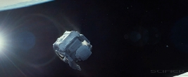 Gravity Movie Trailer Screencap 3