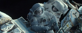 Gravity Movie Trailer Screencap 7