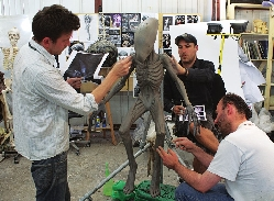 Making the Deacon in Prometheus