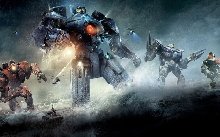 The Jaegers in Pacific Rim