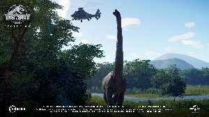 Jurassic World: Evolution Game images