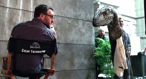 Jurassic World Photoshoot