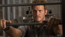Chris Pratt stars in Jurassic World