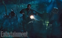 Jurassic World in Entertainment Weekly