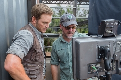 Jurassic World Production Stills