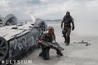 Elysium Movie Still