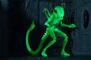 NECA Thermal Vision AvP Warrior