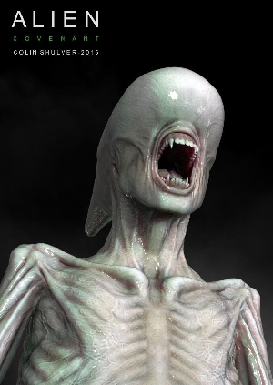 Alien: Covenant Concept Art images