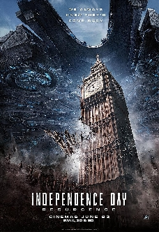New Independence Day Resurgence Poster - London