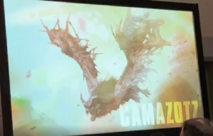 New Titan/Kaiju Revealed! (Camazotz)