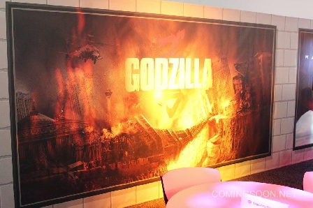 New Godzilla 2014 Banner Spotted at Licensing Expo