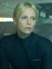 Charlize as Vickers