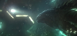 Official Godzilla 2 Concept Art