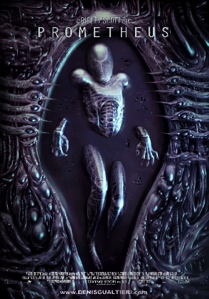 Prometheus Movie Poster 2