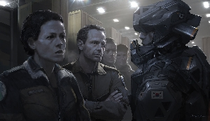 Ripley, Hicks and Mercenaries