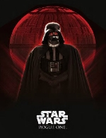 Rogue One Darth Vader Promo Art