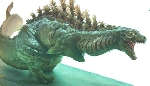 Shin Gojira 2nd form statue