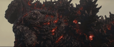 Shin-Gojira revealed in Godzilla Resurgence Trailer
