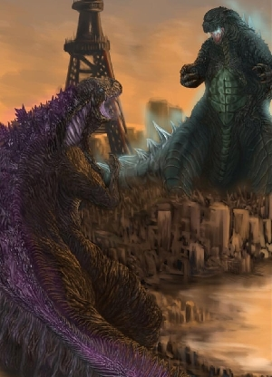 Godzilla Fan Artwork