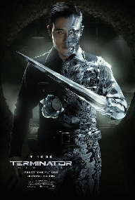 Terminator Genisys T-1000 Poster