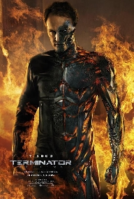Terminator Genisys T-5000 Poster