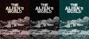 THE ALIEN'S WORLD