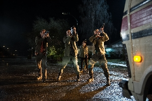 The Predator (2018) Movie Stills