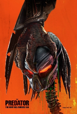 The Predator official movie poster