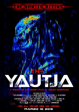 THE YAUTJA 2018 Coming Soon!