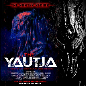 THE YAUTJA the hunter Begins! RUN!
