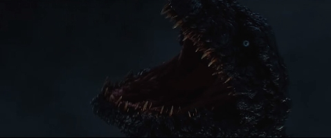 The new face of Godzilla - Shin-Gojira