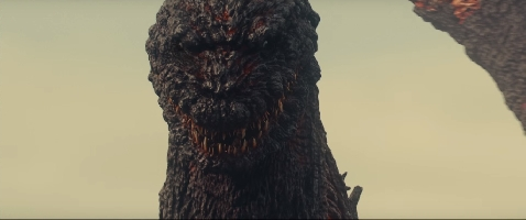 The Resurgence is upon us. Godzilla is back.