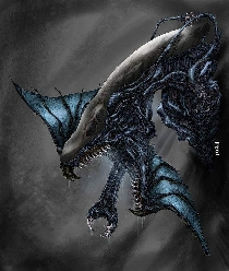 Toruk Xenomorph fan art