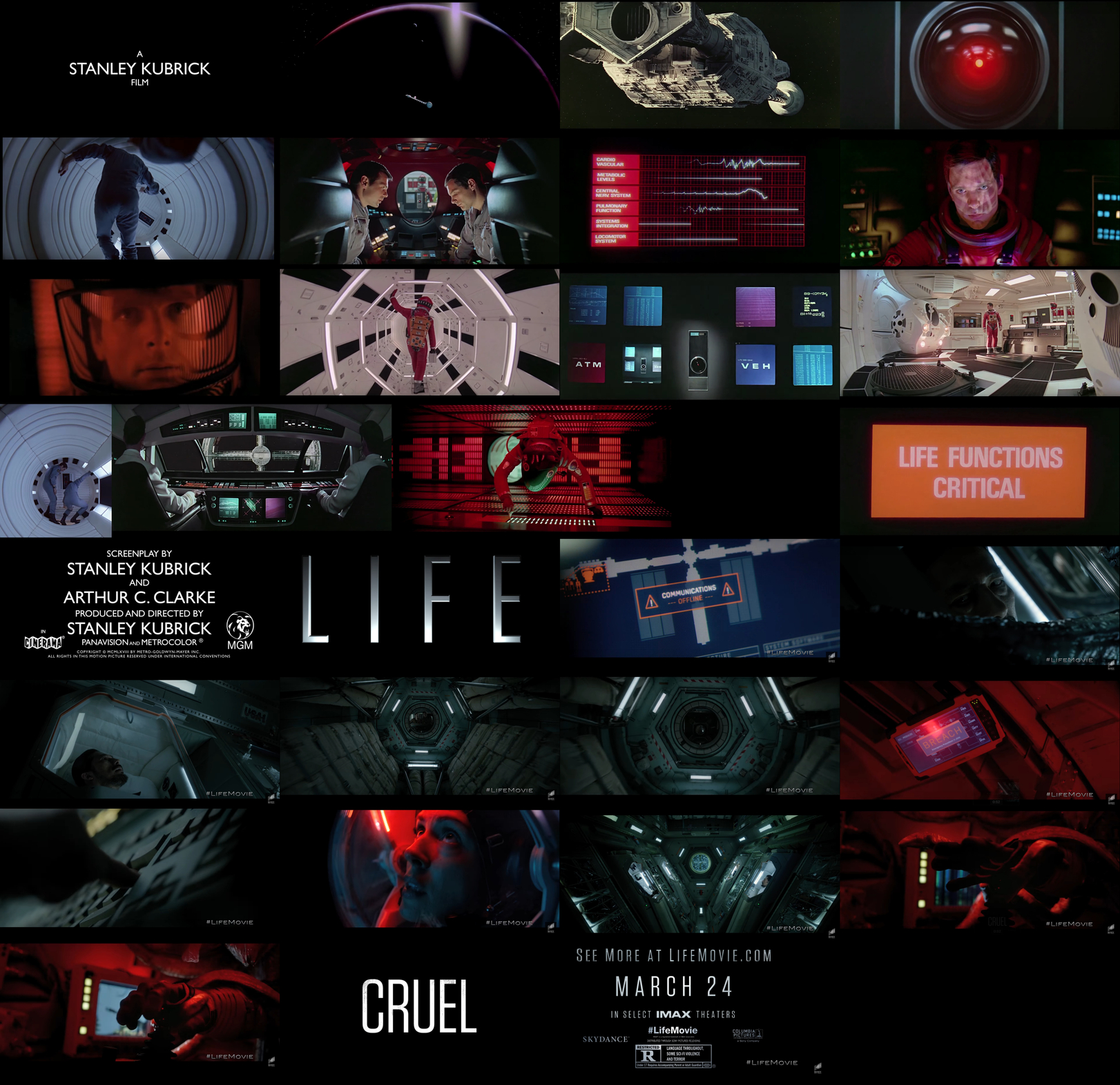 2001 & LIFE  (Alien Style) [screenshoots]