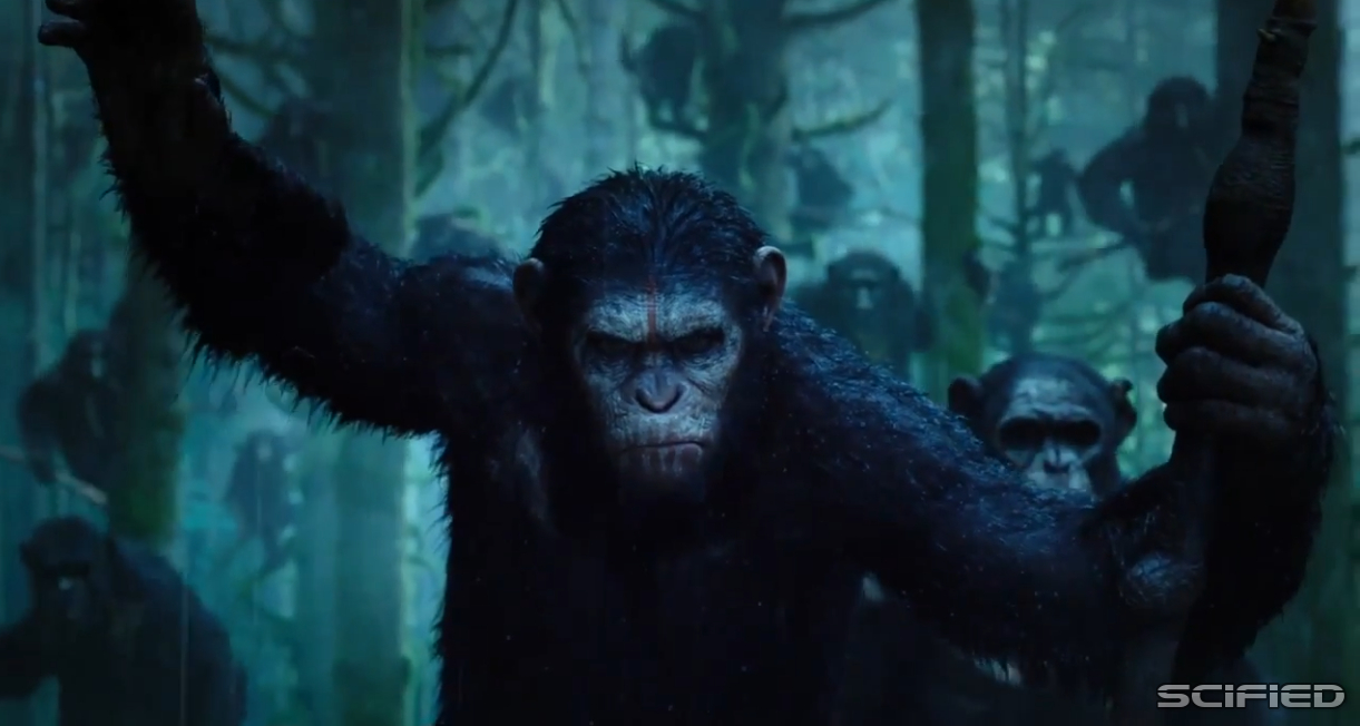 Dawn of the Planet of the Apes images