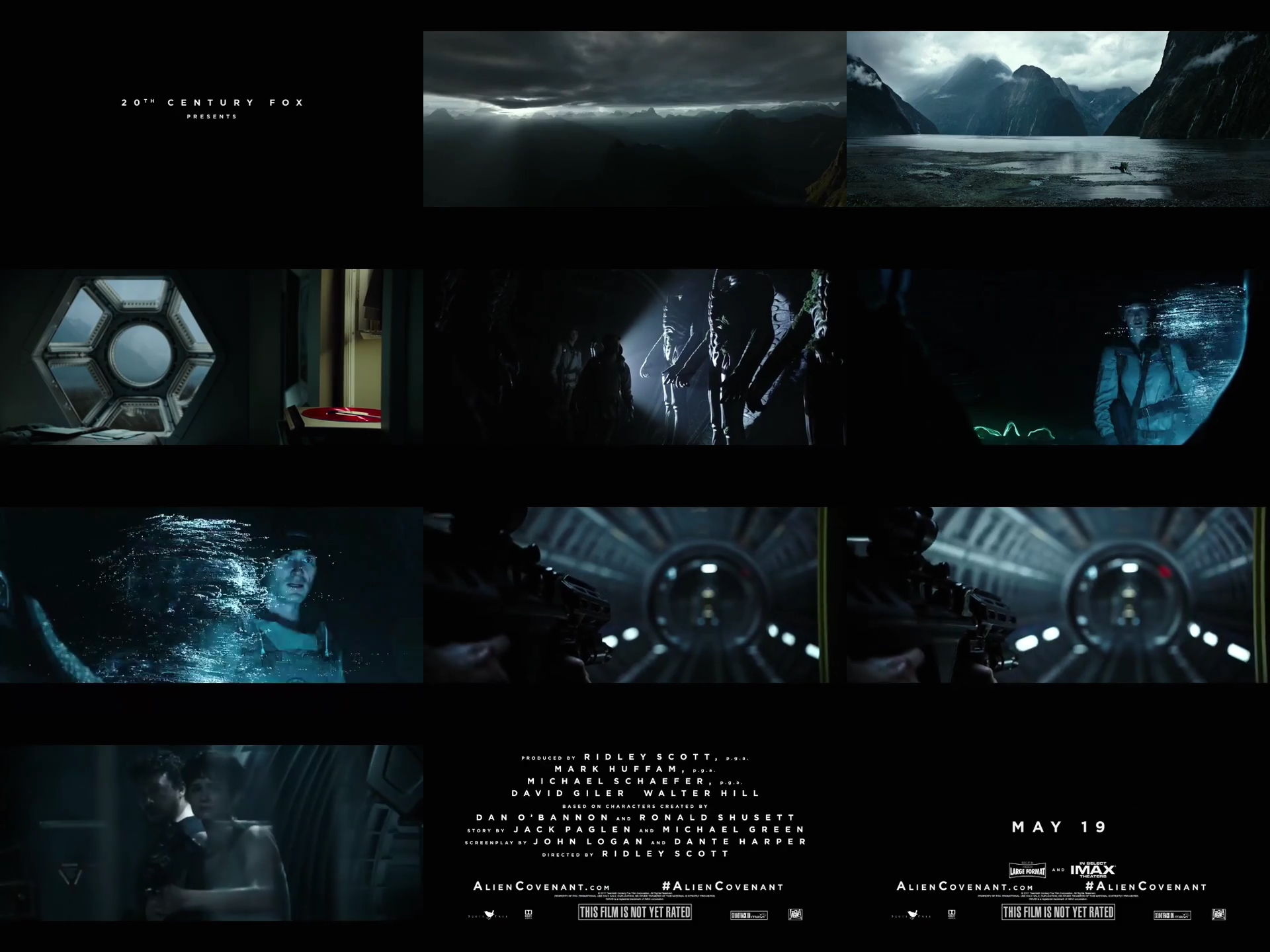 Alien: Covenant (New Teaser)