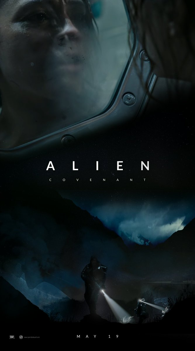 Alien: Covenant Fan Poster Concept