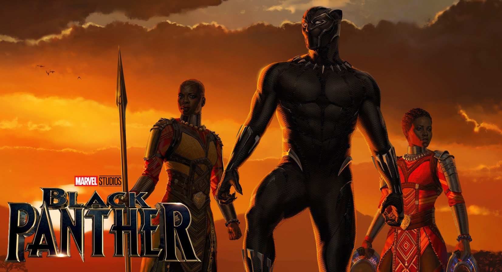 Black Panther New Poster