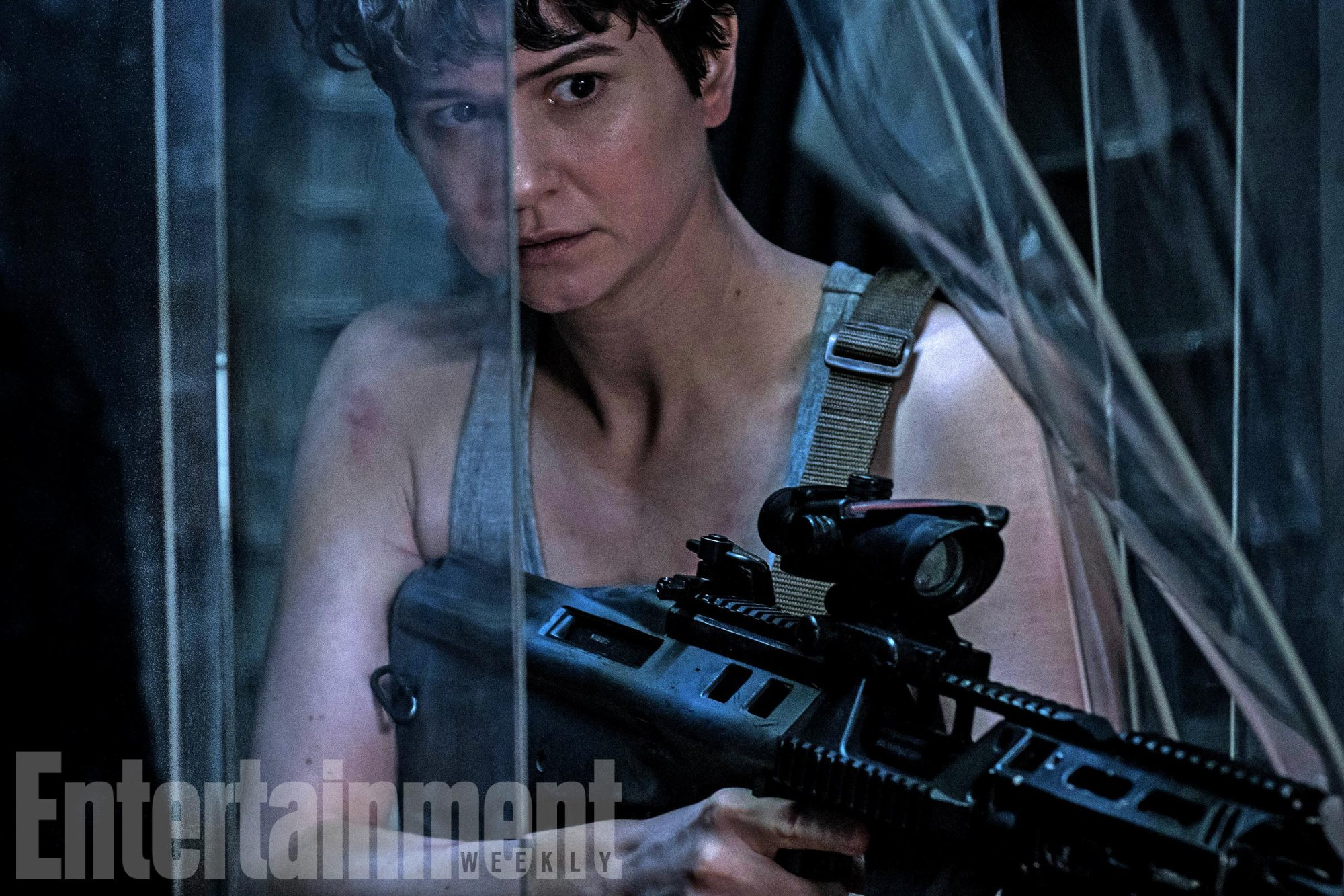 Daniels in Alien: Covenant
