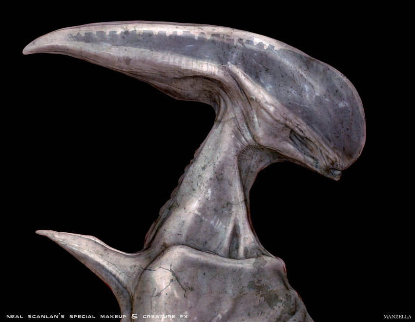 Deacon Alien Concept - Prometheus Artwork Image Gallery