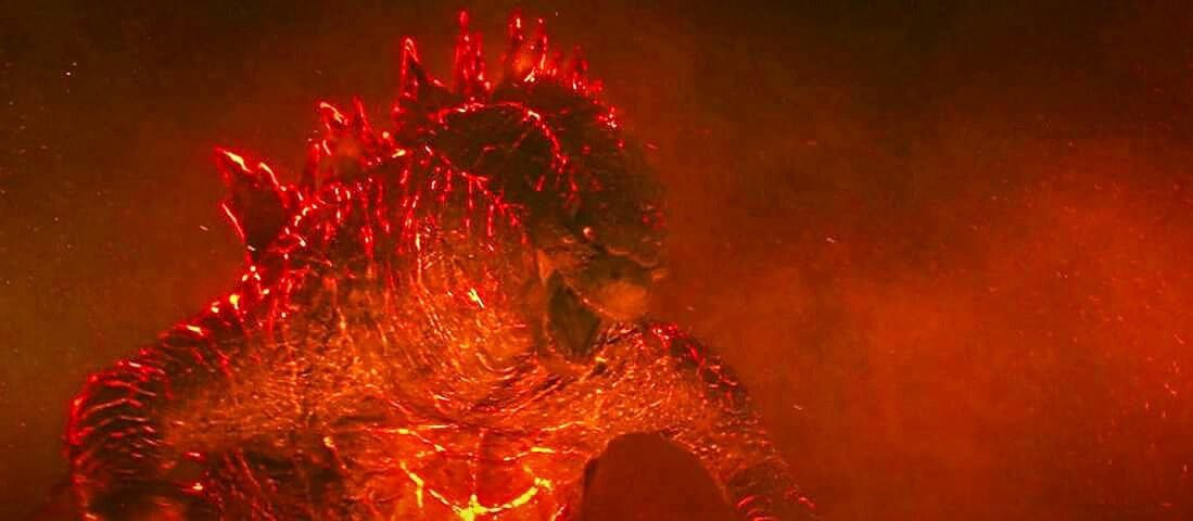 Fire Godzilla in King of the Monsters