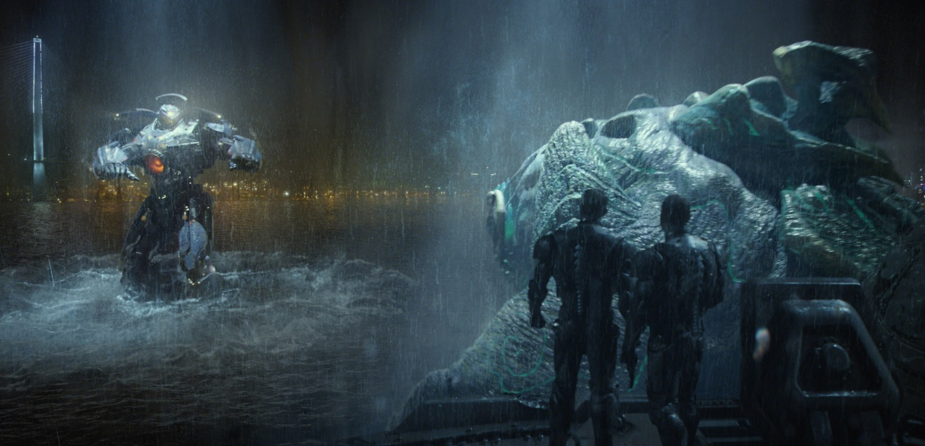 Pacific Rim Movie Stills images