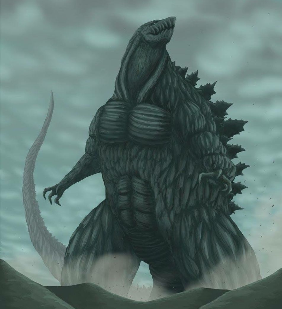 Godzilla: Monster Planet Gojira