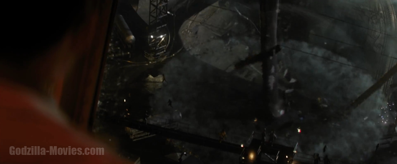 Godzilla Extended Trailer Screencaps