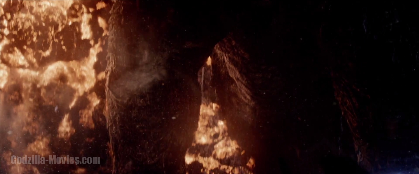 Toho Godzilla Trailer Screencaps