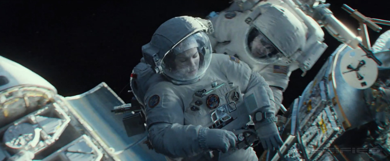 Gravity Movie images