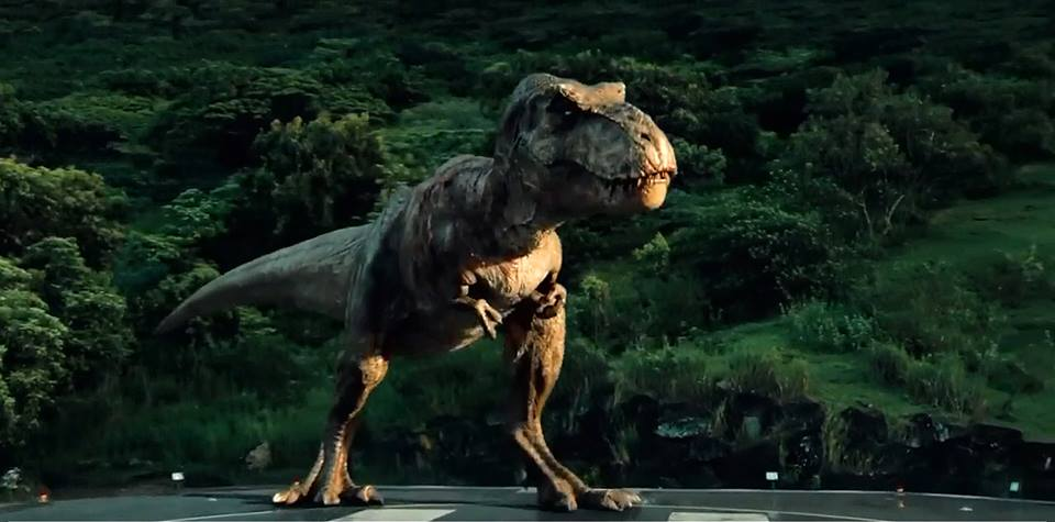 Jurassic World Trailer Screenshots images