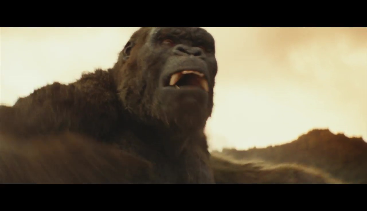 Kong: Skull Island HD Trailer Screenshot