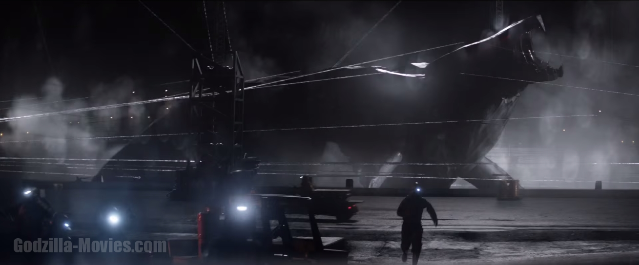 Godzilla 2014 Trailer Screen Caps images